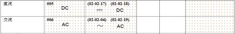 回路図 図記号一覧データ4