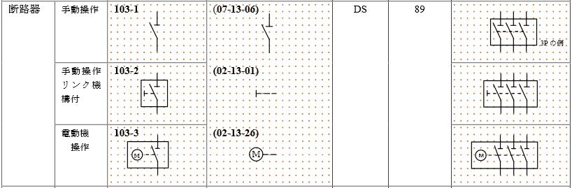 回路図 図記号一覧データ9