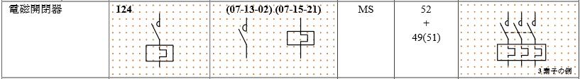 回路図 図記号一覧データ15