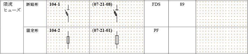 回路図 図記号一覧データ10