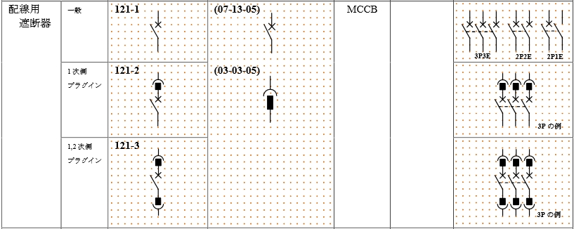 回路図 図記号一覧データ13