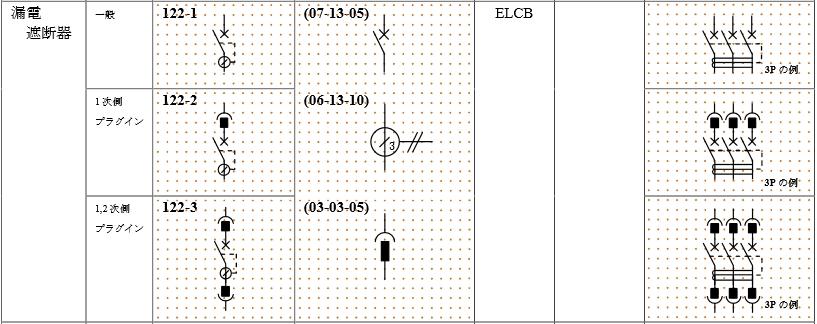 回路図 図記号一覧データ14